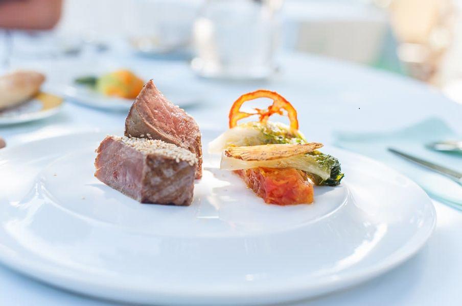 Le Beau Rivage - Proposition culinaire 2