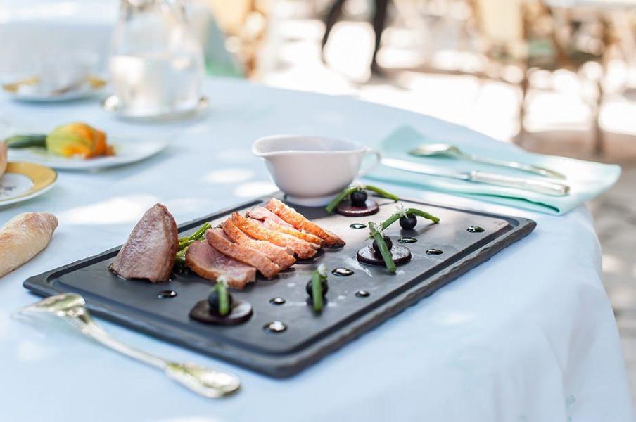 Le Beau Rivage - Proposition culinaire