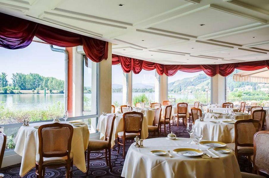 Le Beau Rivage - Salle de restaurant 2