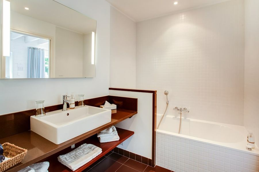 Villa Tri Men - Salle de bain