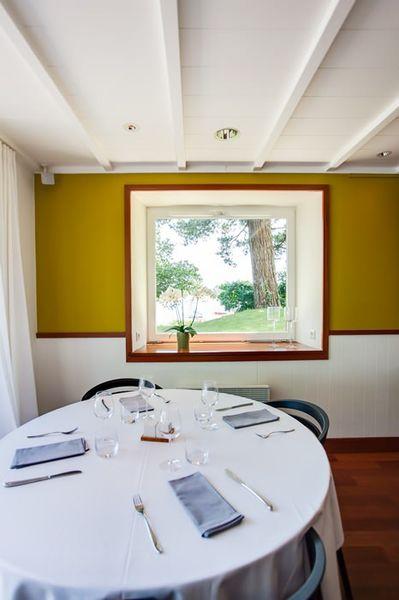 Villa Tri Men - Salle de restaurant