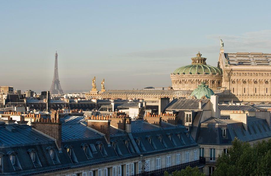 Paris Marriott Opera Ambassador Hotel **** - Vue