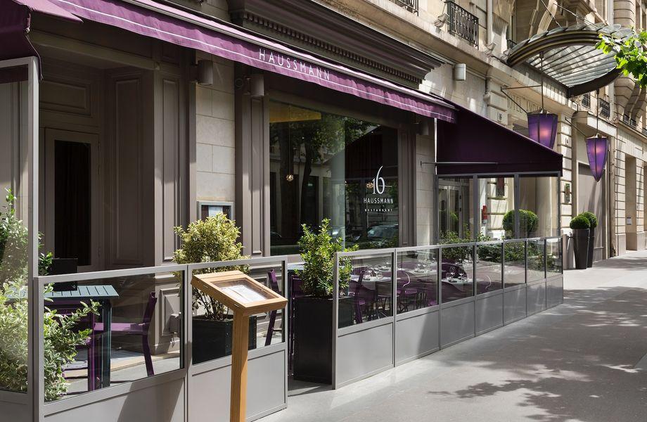 Paris Marriott Op Ra Ambassador H Tel