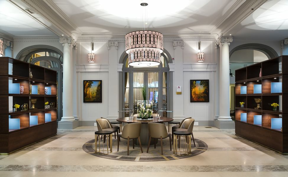 Paris Marriott Opera Ambassador Hotel **** - Lobby