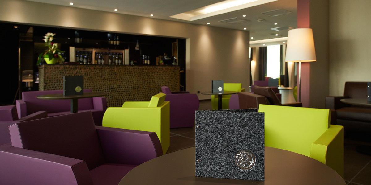 Hôtel Ici et Là - Bar Lounge
