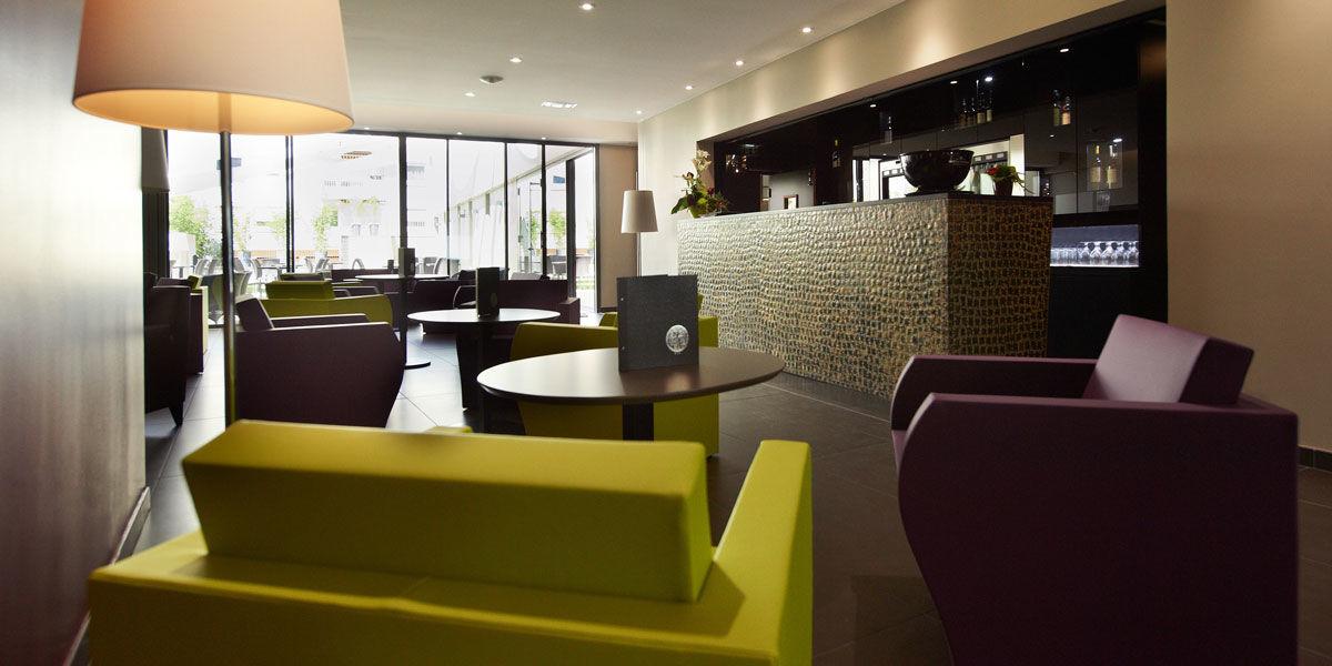 Hôtel Ici et Là - Bar Lounge 1