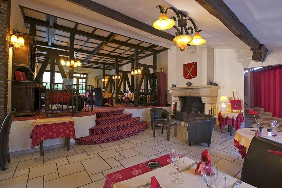 Le Moulin du Landion Hôtel & Spa - Restaurant