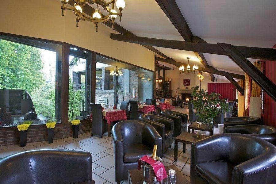 Le Moulin du Landion Hôtel & Spa - Salle de restaurant