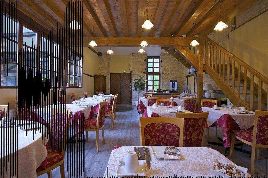 Le Moulin du Landion Hôtel & Spa - Salle petit déjeuner