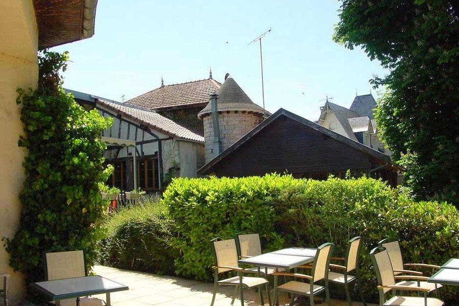 Le Moulin du Landion Hôtel & Spa - Terrasse