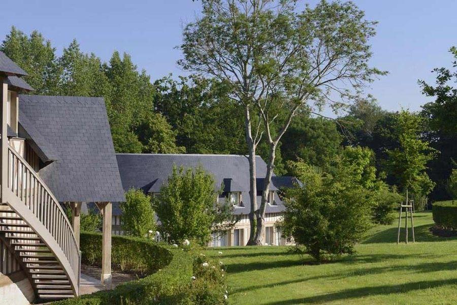 Les Manoirs de Tourgeville - Extérieur