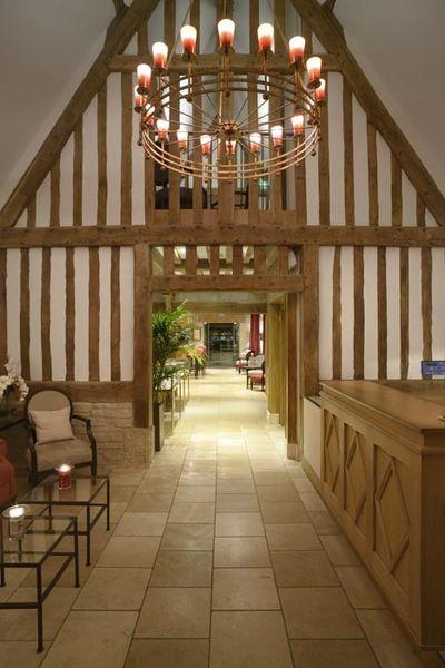 Les Manoirs de Tourgeville - Intérieur