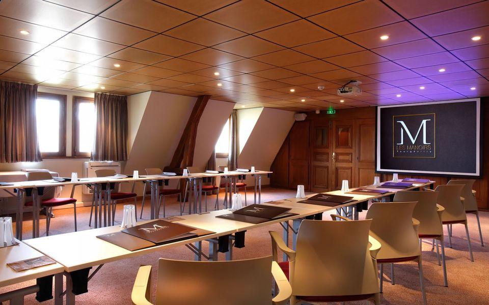Les Manoirs de Tourgeville - Salle de réunion 3