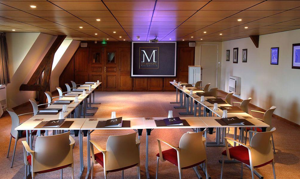 Les Manoirs de Tourgeville - Salle de réunion