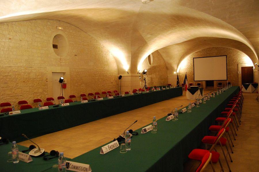 Château de la Bourdaisière - Salle séminaire