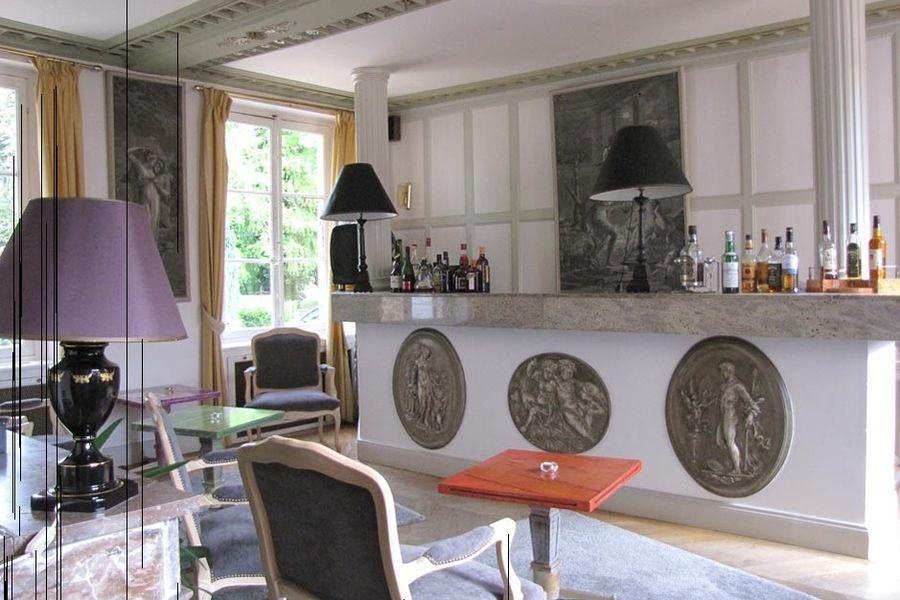 L'Hostellerie du Château les Muids - Bar