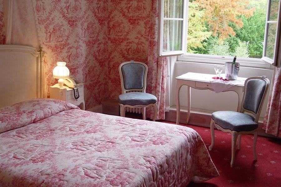 L'Hostellerie du Château les Muids - Chambre 2
