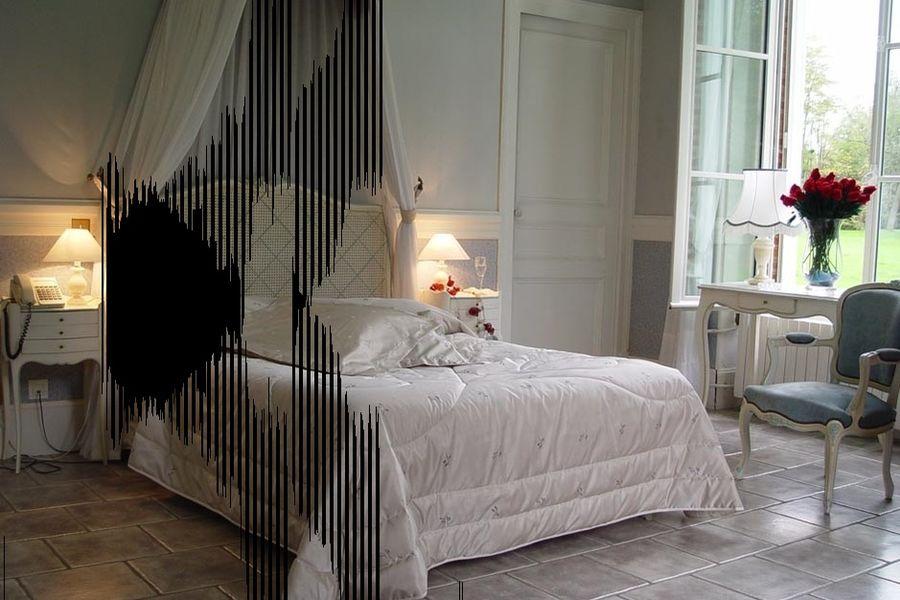 L'Hostellerie du Château les Muids - Chambre 3