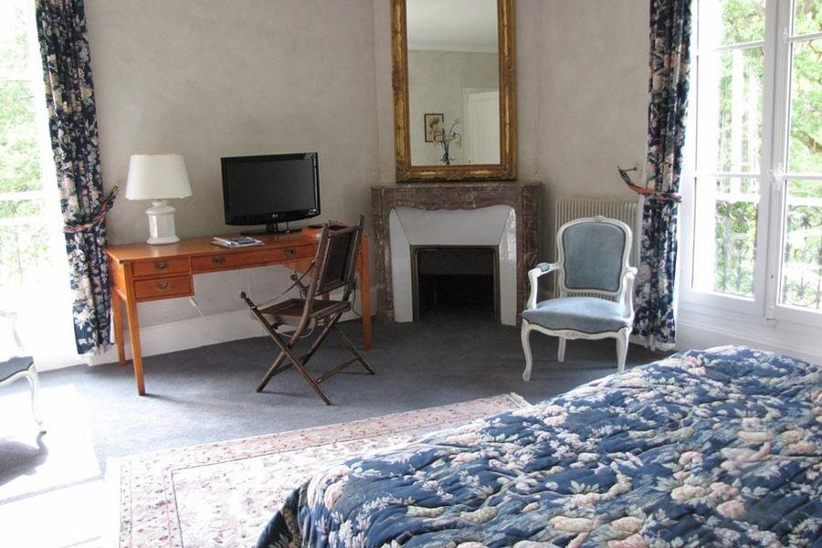 L'Hostellerie du Château les Muids - Chambre