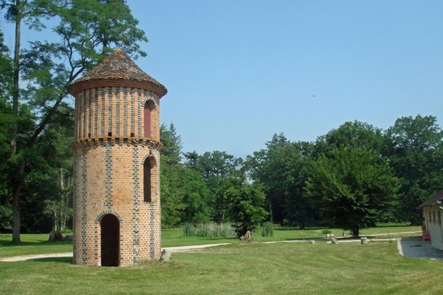 L'Hostellerie du Château les Muids - Extérieur 5