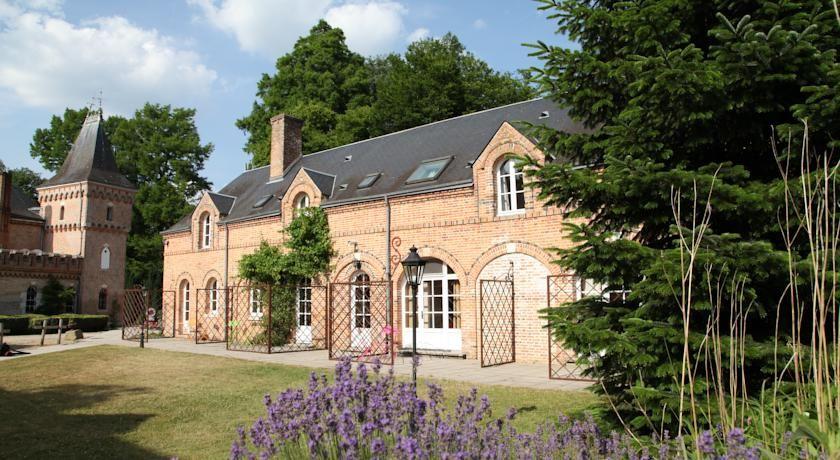 L'Hostellerie du Château les Muids - Extérieur 6