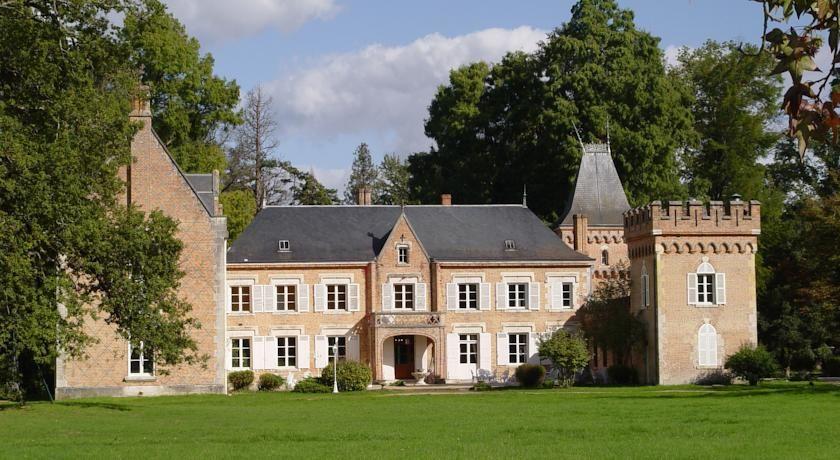 L'Hostellerie du Château les Muids - Facade