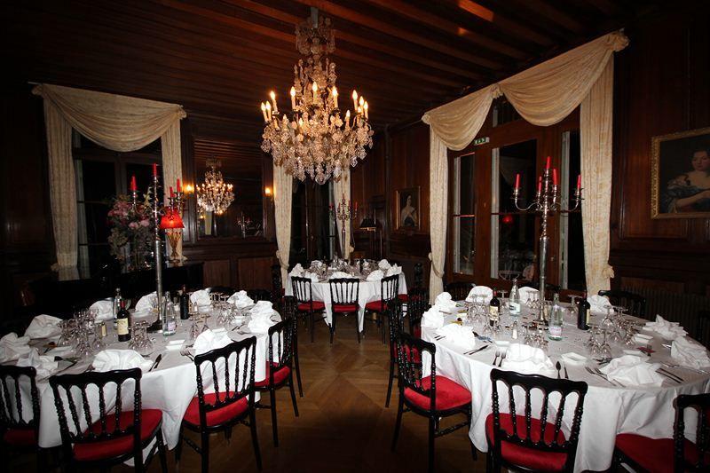 L'Hostellerie du Château les Muids - Grand Salon 2