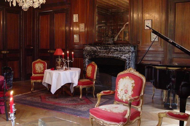 L'Hostellerie du Château les Muids - Grand Salon 3