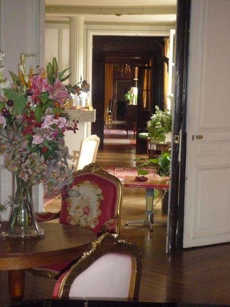 L'Hostellerie du Château les Muids - Intérieur