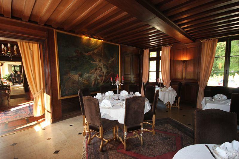 L'Hostellerie du Château les Muids - Salle à manger 3