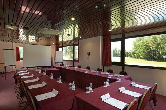 Golf Grenoble Charmeil - Salle de séminaire