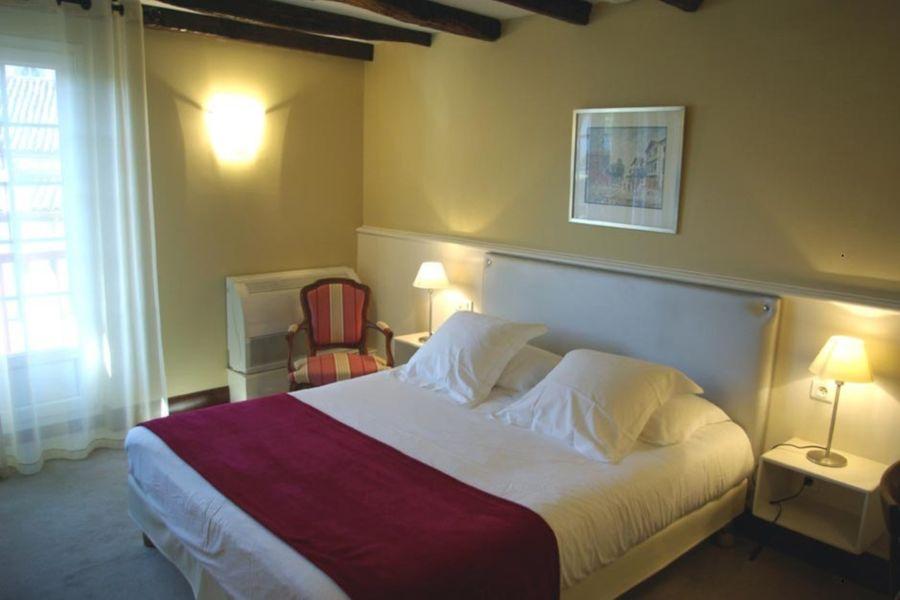 Hôtel Ithurria - Chambre 4