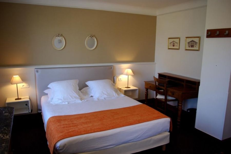 Hôtel Ithurria - Chambre 5