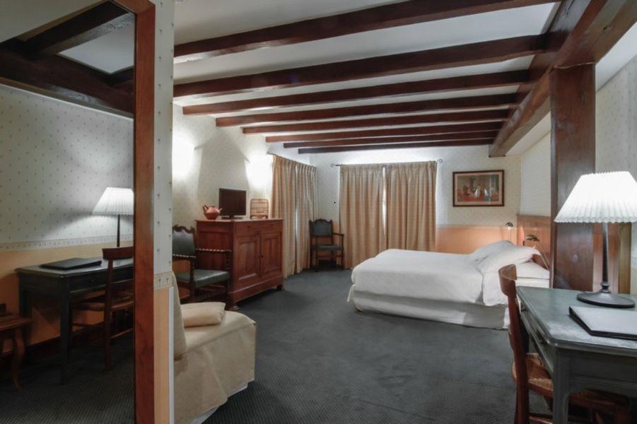 Hôtel Ithurria - Chambre 6