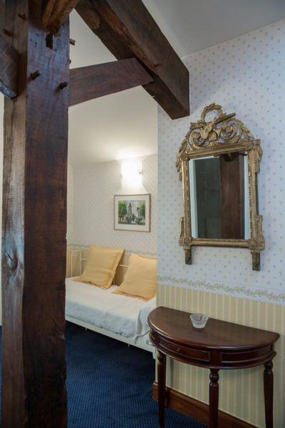 Hôtel Ithurria - Chambre