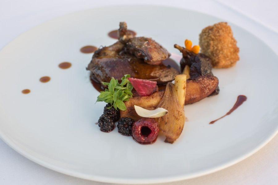 Hôtel Ithurria - Proposition culinaire