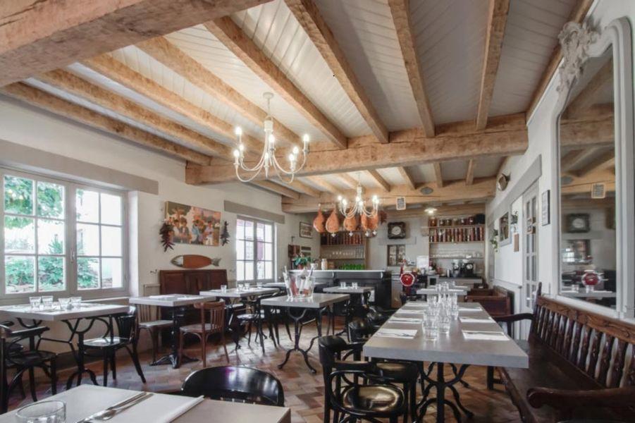 Hôtel Ithurria - Salle de restaurant 3