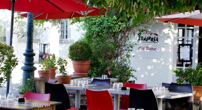 Hôtel Ithurria - Terrasse 2