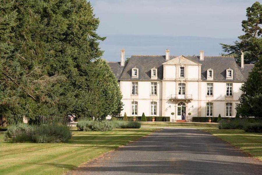 Château de Sully - Extérieur