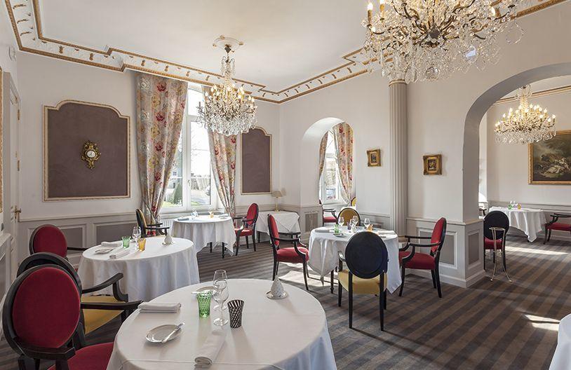 Château de Sully - Salle de restaurant 2