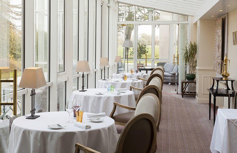 Château de Sully - Salle de restaurant