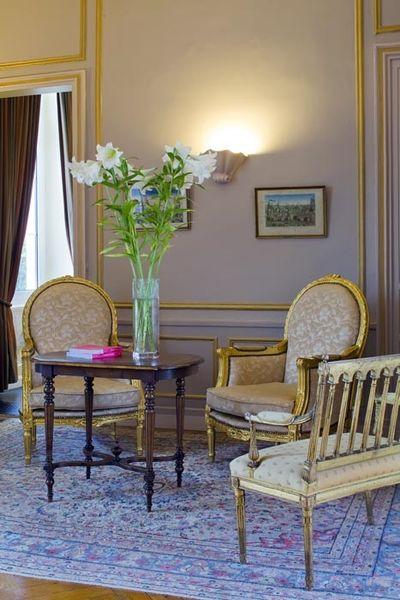 Château de Sully - Salon