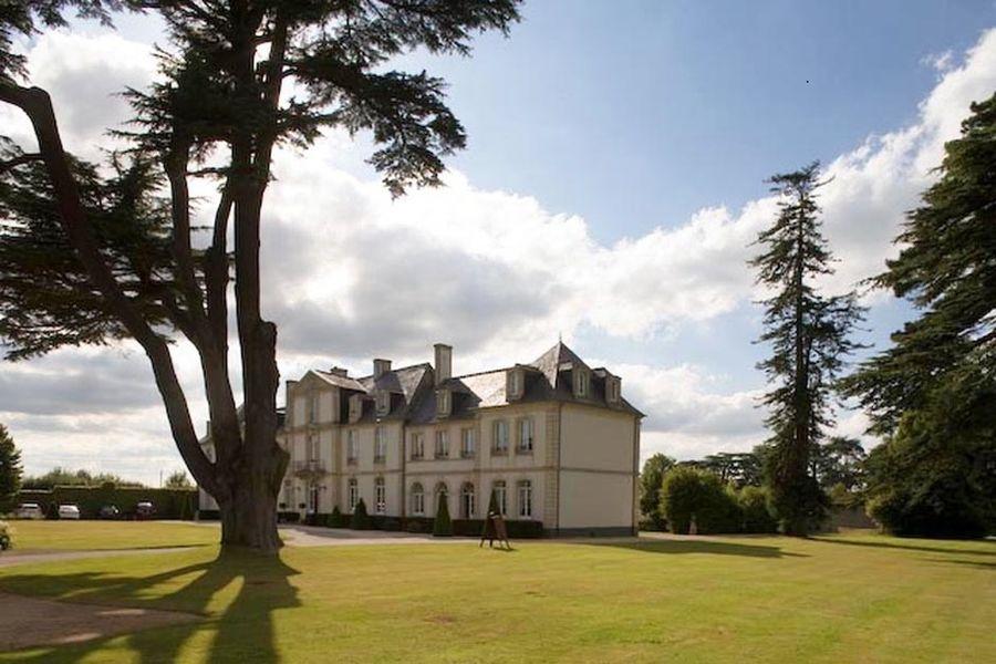 Château de Sully - Vue d'extérieur