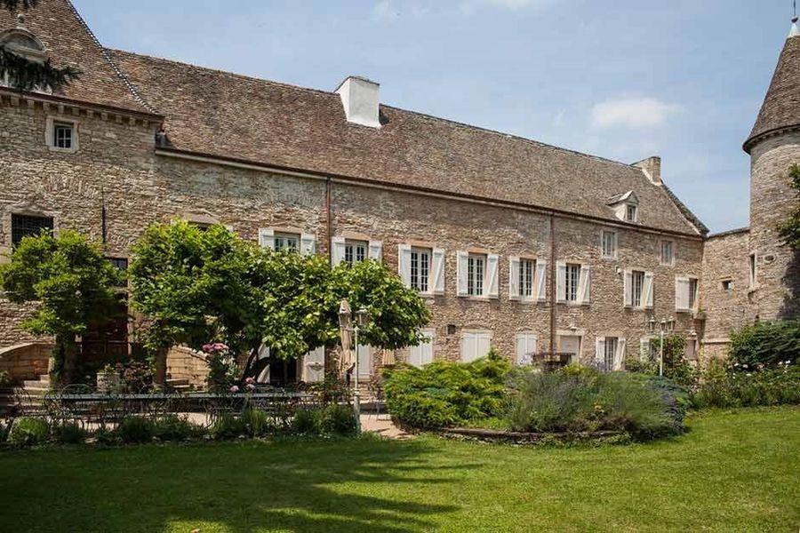 Château de Fleurville - Extérieur 2