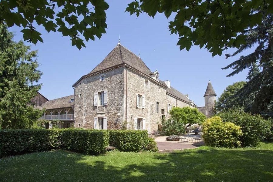 Château de Fleurville - Façade