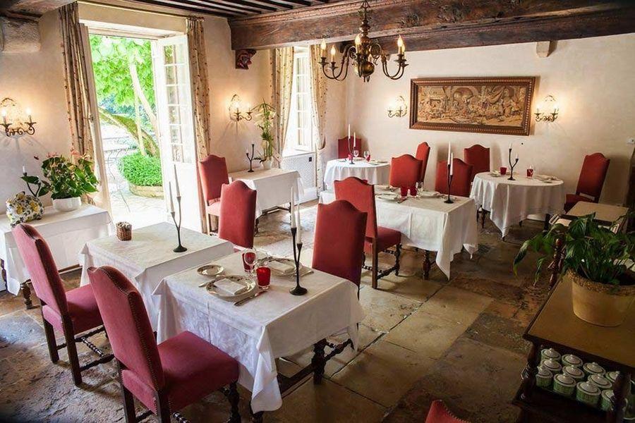 Château de Fleurville - Salle de restaurant