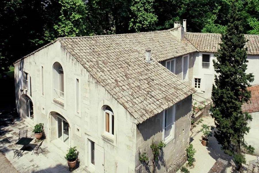 Château des Alpilles - Le Mas du Cypres