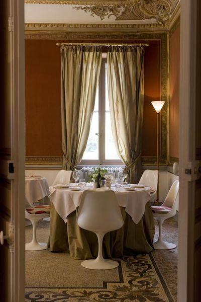 Château des Alpilles - Salle de restaurant