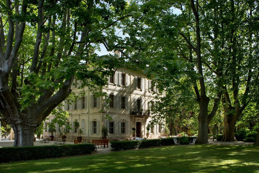 Château des Alpilles - Façade 2