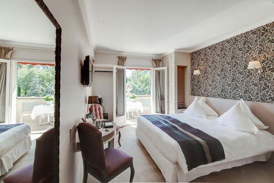 Hôtel Le Vallon de Valrugues & Spa - Chambre 2